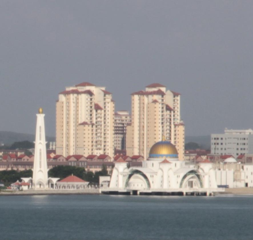 Masjid Selat Melaka Malacca