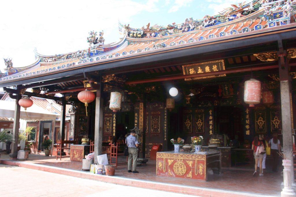 Tempio Cheng Hoon Teng Malacca