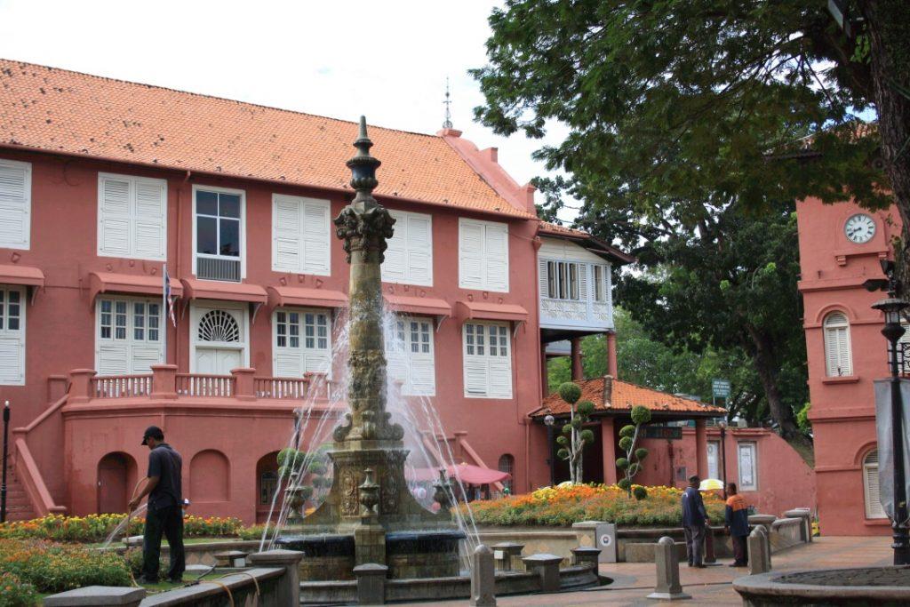 Stadthuys Malacca