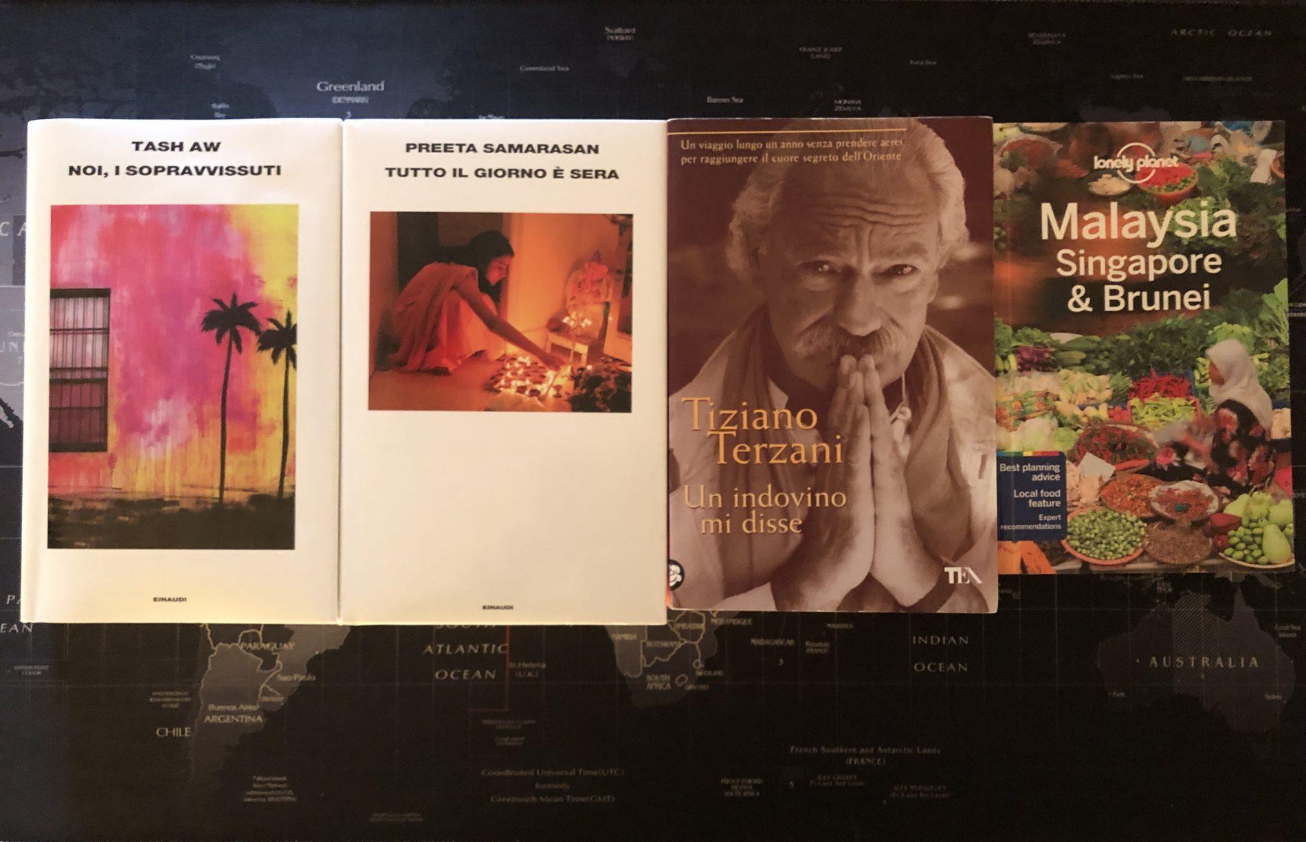 Libri sulla Malaysia