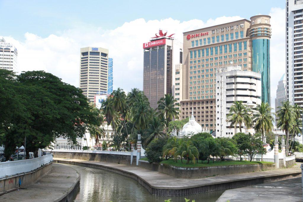 Kuala Lumpur foce fangosa