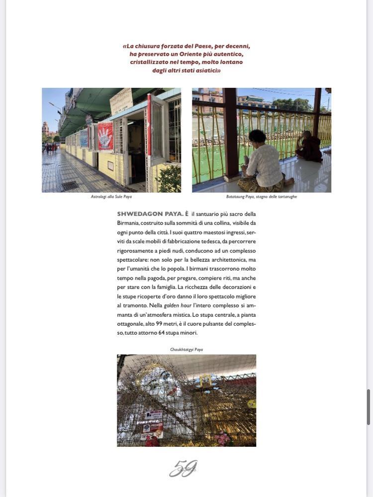 Globus  articolo di Paola Vignati gennaio 2021