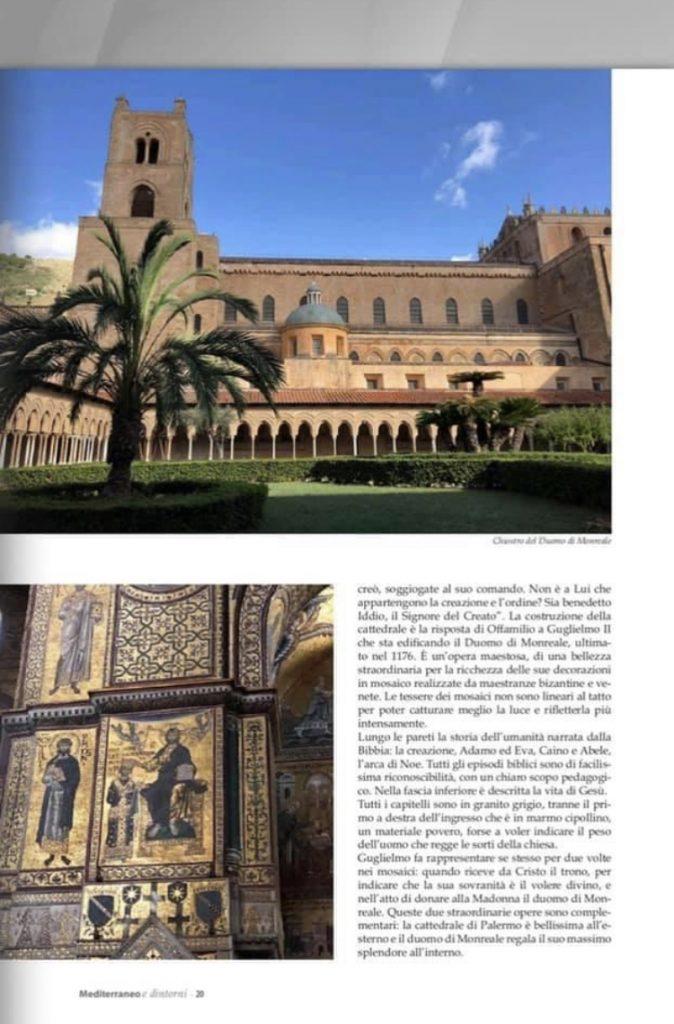 Mediterraneo e dintorni articolo di Paola Vignati febbraio 2021