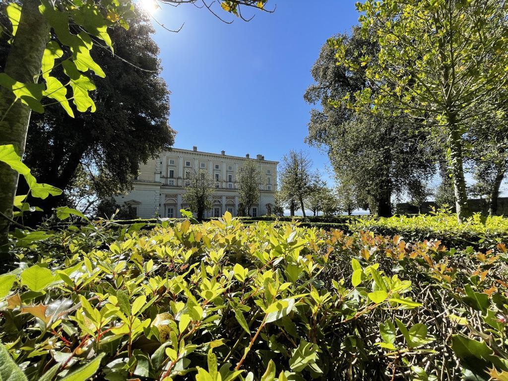 Palazzo Farnese I palazzi e i giardini della Tuscia