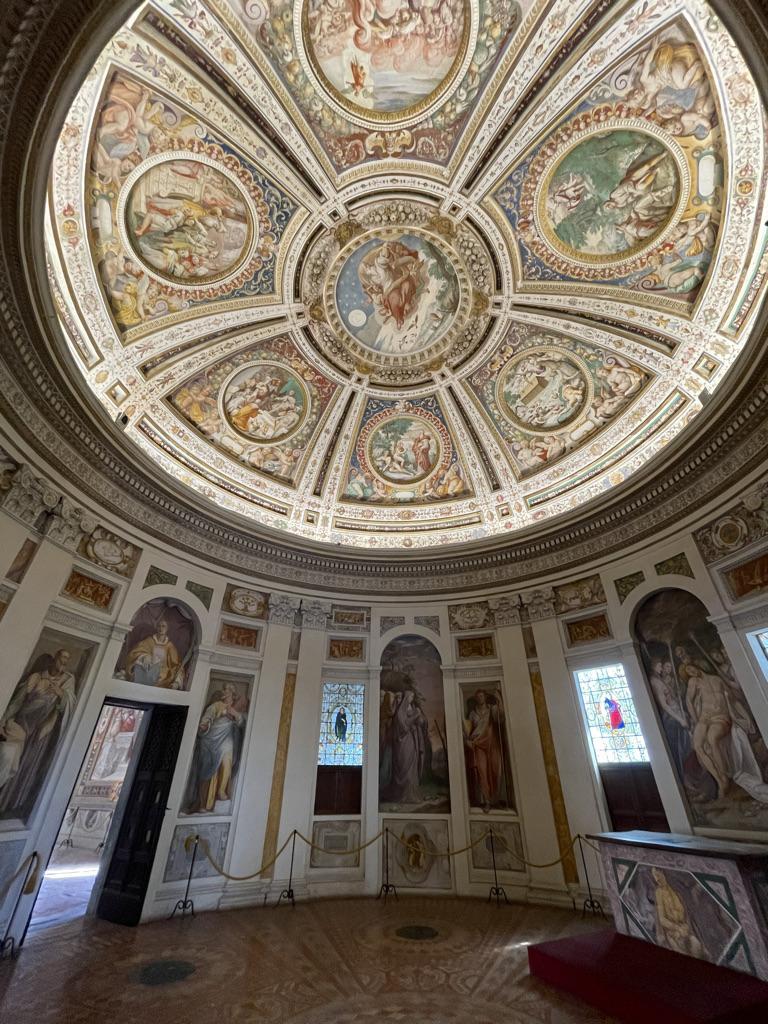 Cappella Palazzo Farnese