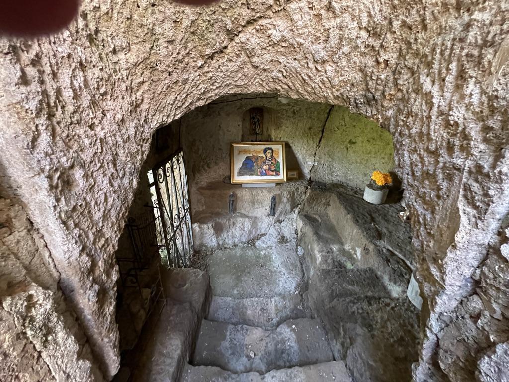 Grotta di san Bonaventura