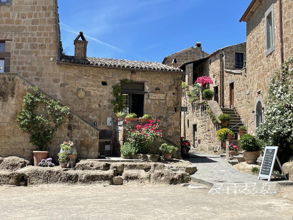 palazzo del comune di Civita