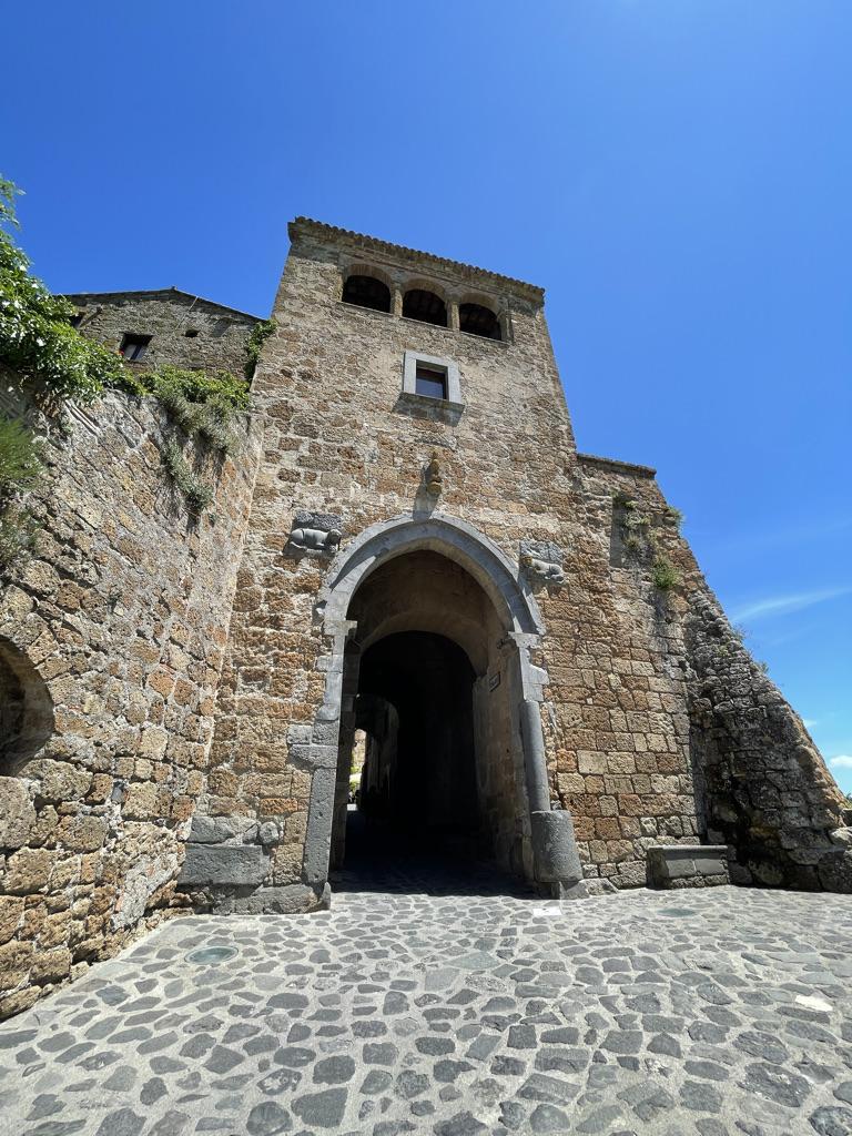 Porta di S. Maria Civita di Bagnoregio