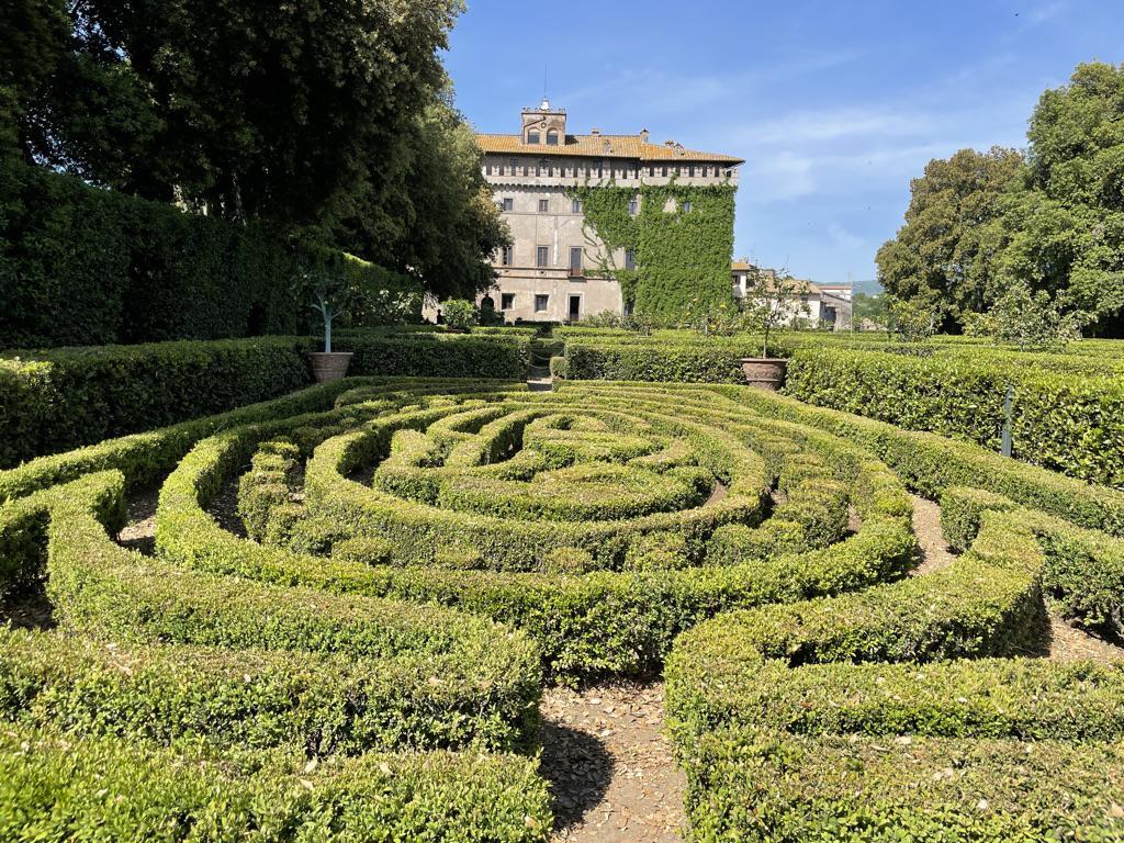 Castello Ruspoli I palazzi e i giardini della Tuscia