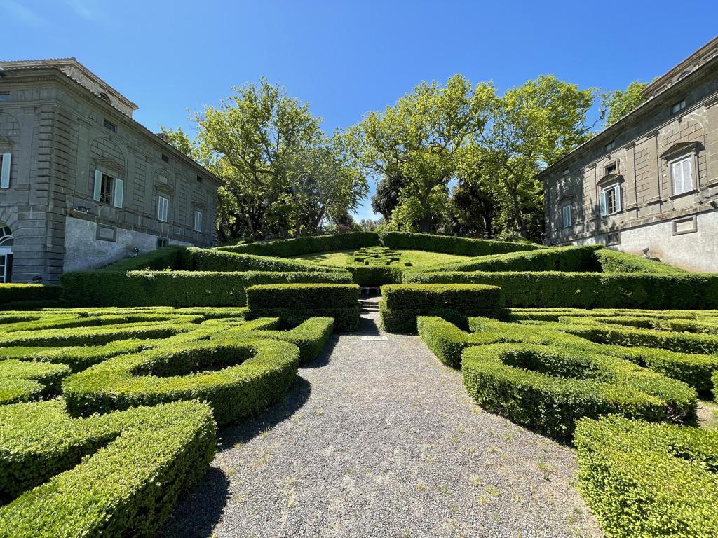 Villa Lante I palazzi e i giardini della Tuscia