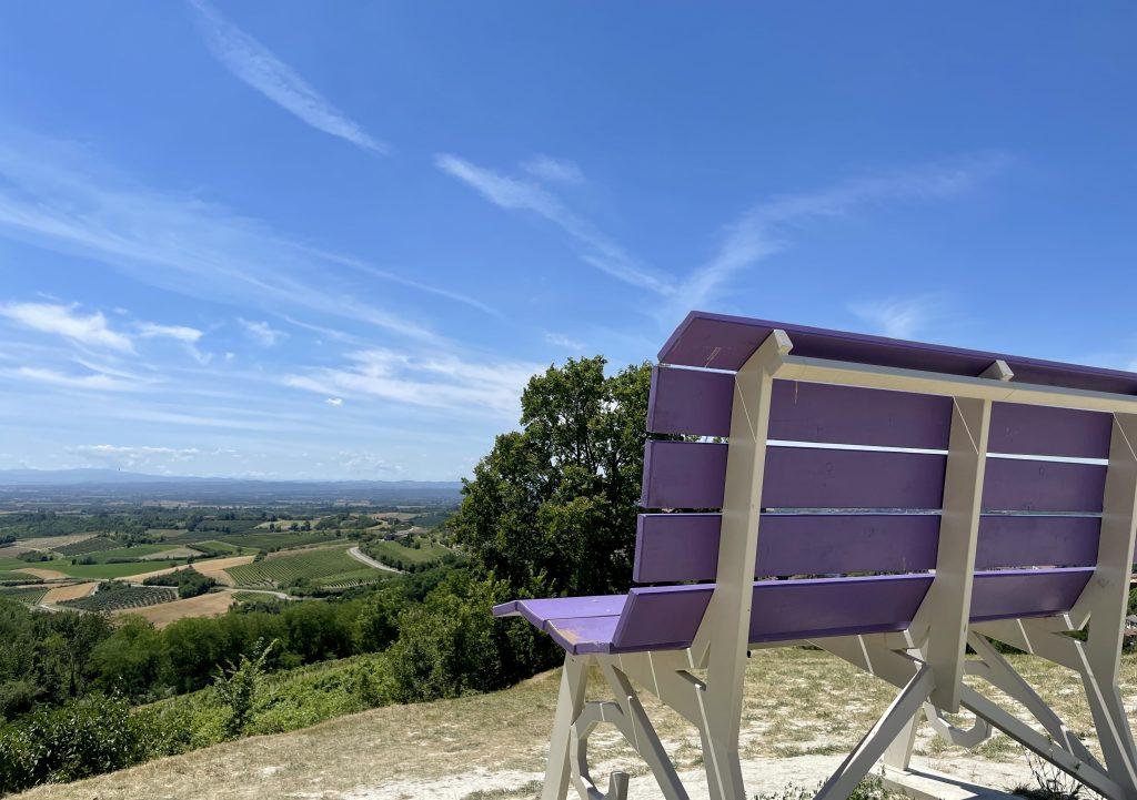 Big Bench #99 Lu Monferrato