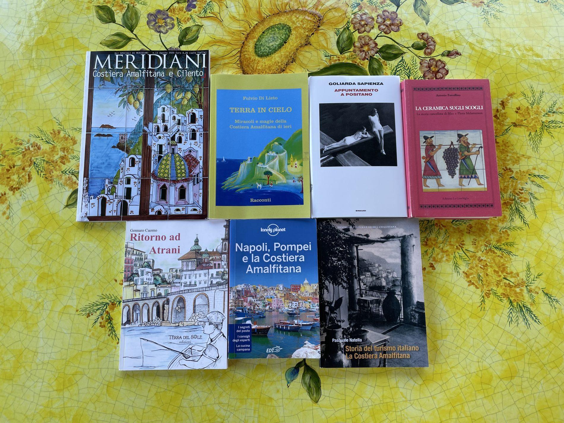 Libri sulla Costiera Amalfitana