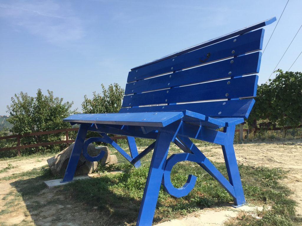 Big Bench Clavesana