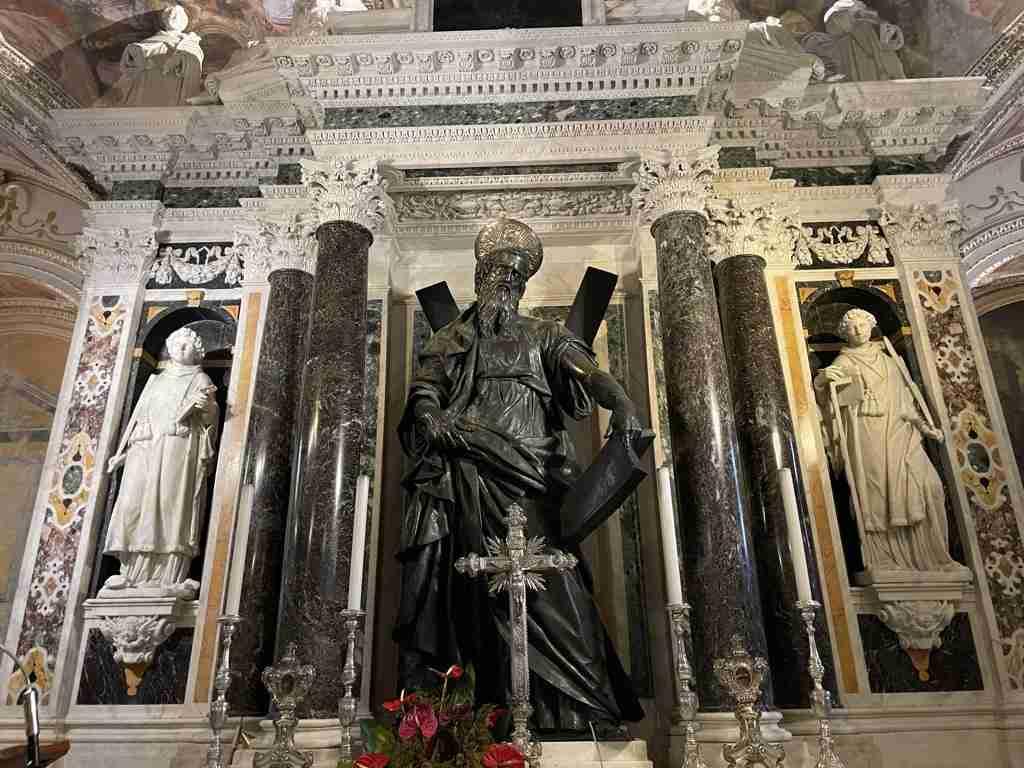 Sant'Andrea Costiera amalfitana Amalfi e Atrani