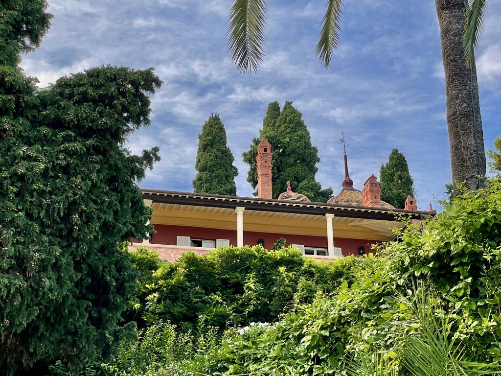 Villa della Pergola Alassio