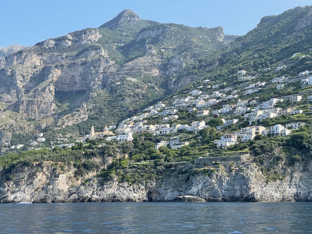Costiera amalfitana Amalfi e Atrani
