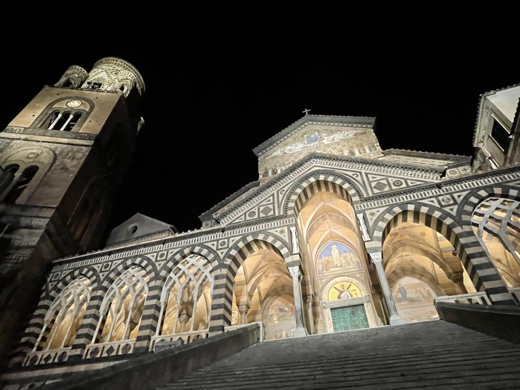 duomo di Amalfi Costiera amalfitana Amalfi e Atrani