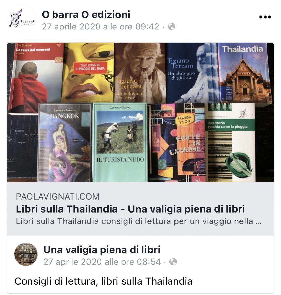 Pubblicazioni Paola Vignati