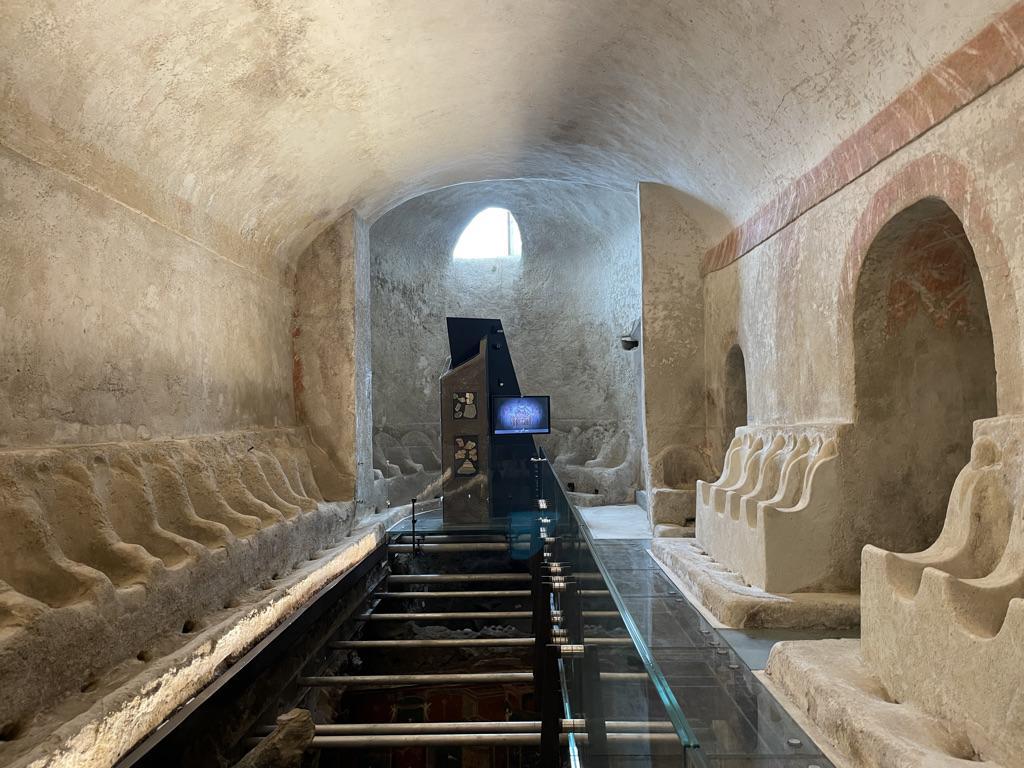La Villa Romana di Positano