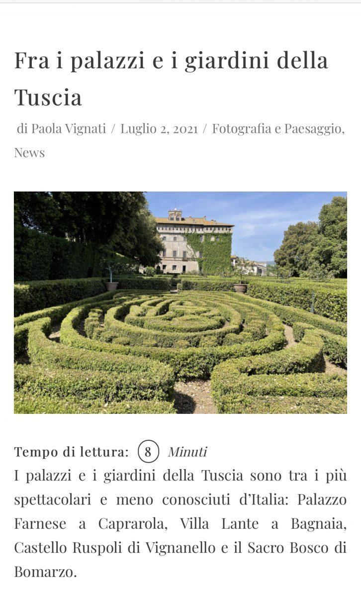 articolo di Paola Vignati
