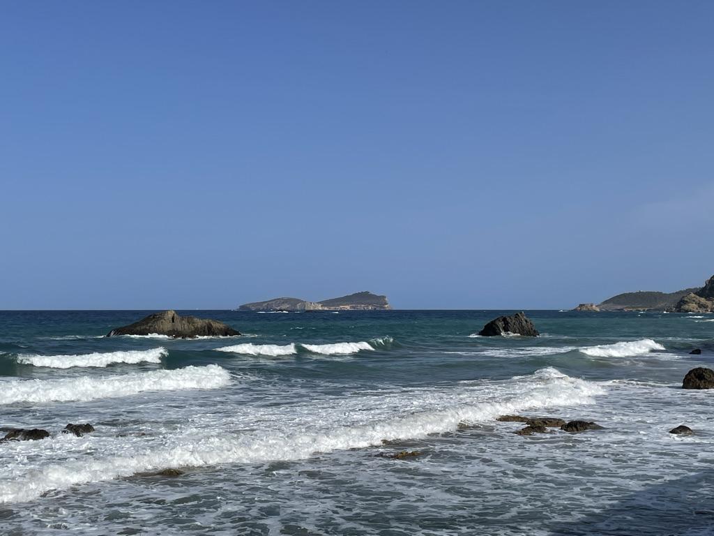 spiagge del nord Ibiza