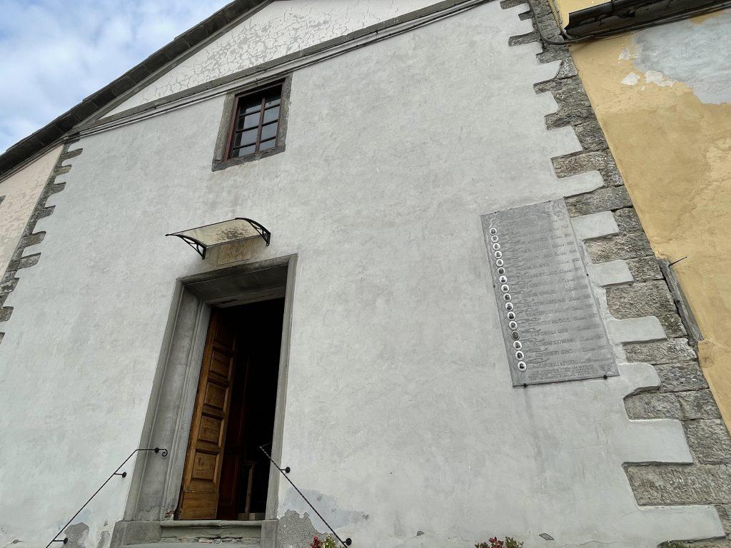 Orsigna di Tiziano Terzani